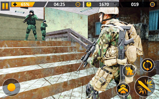 us survival combat strike mission screenshot 3