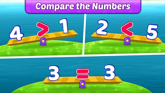 Free Math Kids – Add, Subtract, Count, and Learn 3