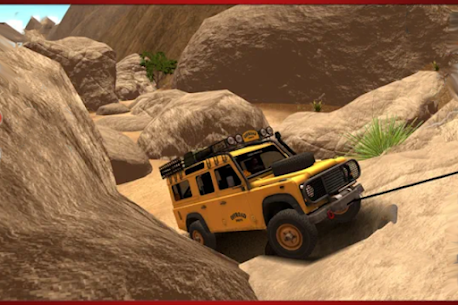 Offroad Jeep Game [MOD Version] 3