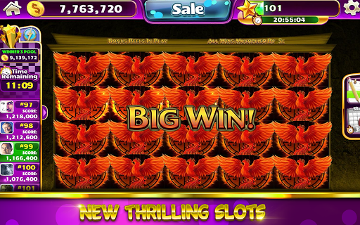 Jackpot Party Casino Games: Spin Free Casino Slots 5019.01 screenshots 21