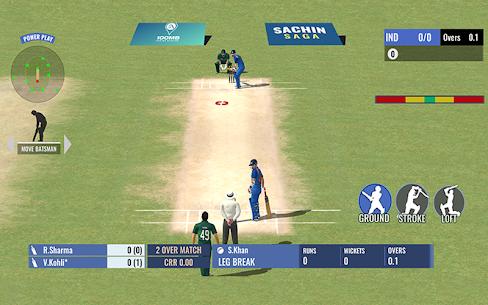 Sachin Saga Cricket Champions APK Download 11