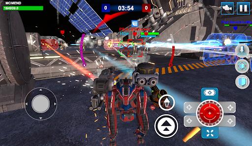 Mech Wars: Multiplayer Robots Battle modavailable screenshots 6