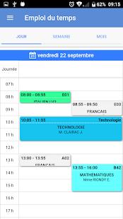 Mon EcoleDirecte 3.0.1 Screenshots 3