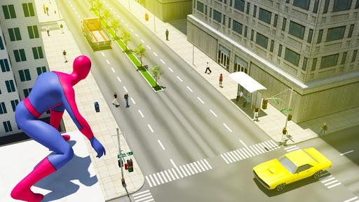 Super Spider hero 2018: Amazing Superhero Games apkpoly screenshots 7