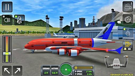 US Airplane Pilot: City Flight 1.0 screenshots 8