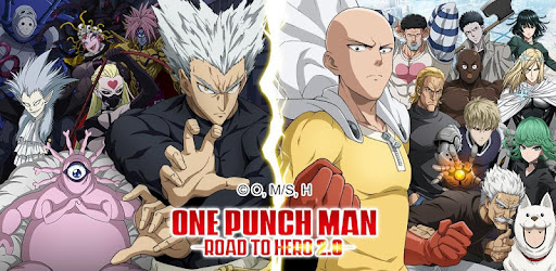 One Punch Man Road To Hero 2 0 Apps On Google Play
