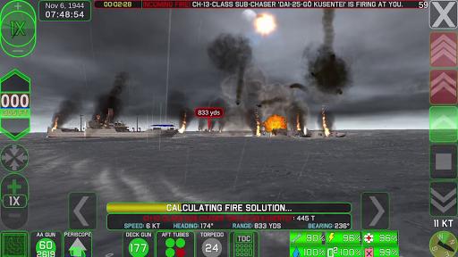 Crash Dive 2: The Silent Service  screenshots 2