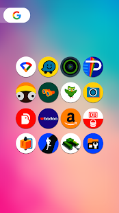 R 11 - Icon Pack Screenshot