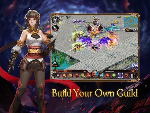 Conquer Online - MMORPG Action Game  Screenshots 9
