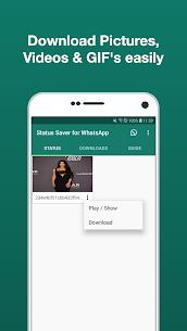 Status Saver for Messenger & Status Downloader 5