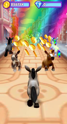 Pony Racing 3D apkmartins screenshots 1