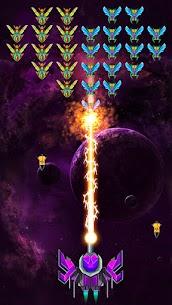 Galaxy Attack: Alien Shooter MOD APK 35.8 (Unlimited Money) 3