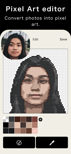 PixelMe-Convert into pixel art screenshot 1
