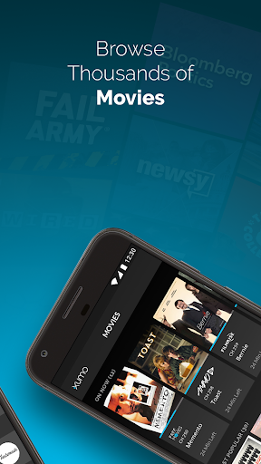 Foto do XUMO: Free Streaming TV Shows and Movies