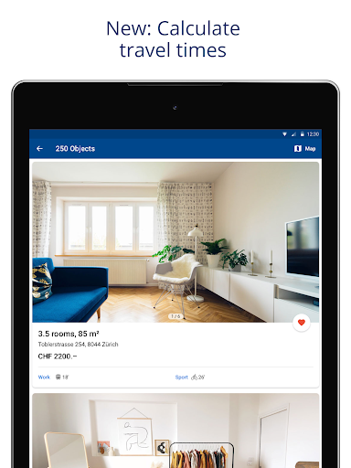 ImmoScout24 Switzerland u2013 Rent a flat, buy a house 4.10.5 Screenshots 14