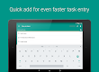 screenshot of Tasks: Todo list, Task List, Reminder