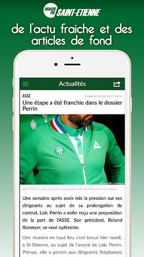 Foot Saint-Etienne modavailable screenshots 11