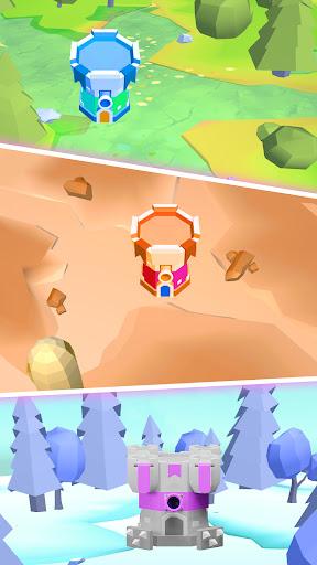 Stickman War: Supreme Tower Attack screenshots 6