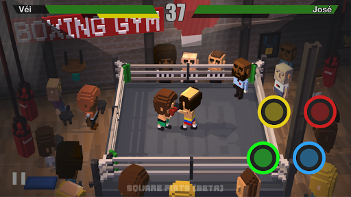 Square Fists Boxing ud83eudd4a 1.077 screenshots 2