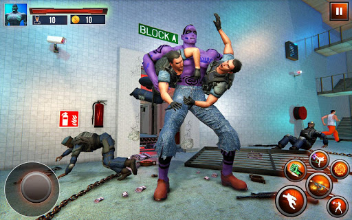 Incredible Monster: Superhero Prison Escape Games 1.5.1 screenshots 8