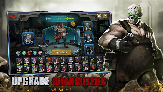 Zombie Strike : Last War of Idle Battle (AFK RPG) 4