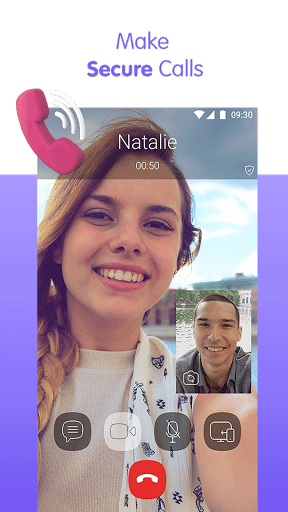 Viber Messenger - Free Video Calls & Group Chats apktram screenshots 2