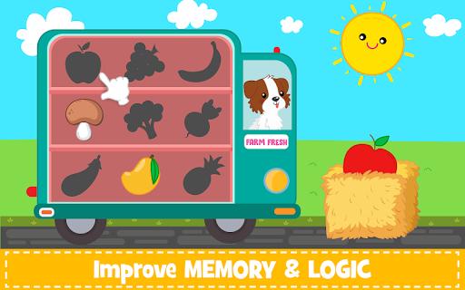 Kids Preschool Learning Games - 150 Toddler games 5.8 Screenshots 13