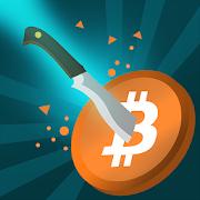Crypto Slicer - Knife Hit, Play, Earn & Win Crypto