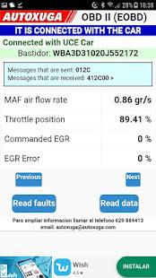 Diagnosis Faults Electronics Cars OBD2 1.0.230 Screenshots 7