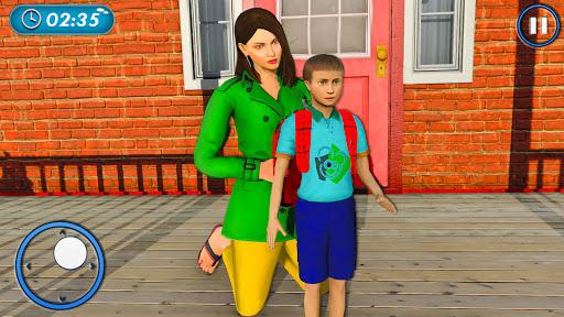 Amazing Family Game Virtual Mother Simulator 3.2 screenshots 1