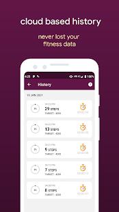Stepper - The Pedometer App