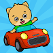 幼児向け車ゲーム - Androidアプリ
