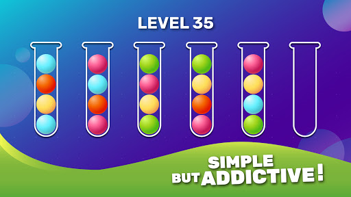 Ball Sort Puzzle - Brain Game Apkfinish screenshots 16
