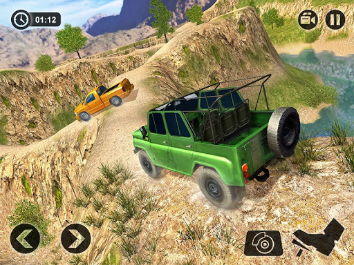 Offroad SUV Drive 2021 screenshots 7