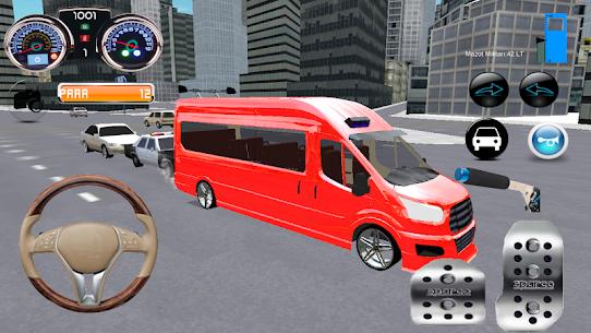Minibüs Şoförü 1