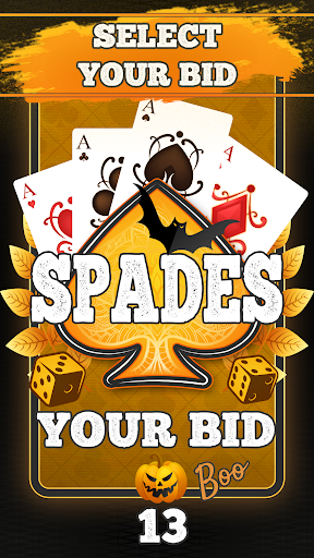Spades - Classic Card Game! android2mod screenshots 1