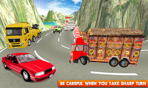 Euro Cargo Real Truck Driver apkpoly screenshots 6