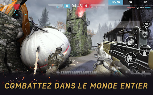 Warface GO: Jeux de guerre de tir PVP & sniper FPS screenshots apk mod 3