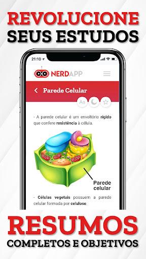 Foto do Nerd App - Enem e Vestibulares 2021