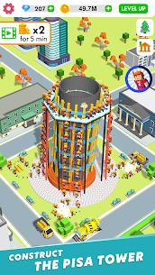Idle Construction 3D Mod Apk (Unlimited Diamond) 6