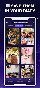 Text Vibes: Scrapbook Chat Messages and Memories