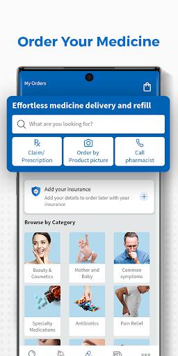 Vezeeta - Doctors & Pharmacy apktram screenshots 3