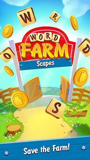 Word Farm Scapes: New Free Word & Puzzle Game 4.28.2 screenshots 8
