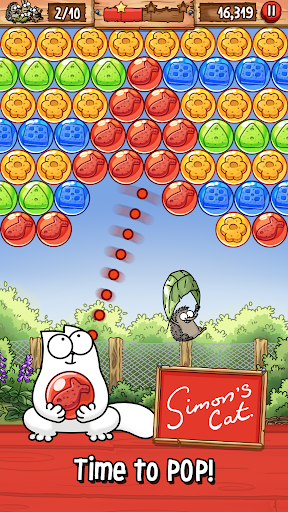 Simonu2019s Cat - Pop Time 1.26.4 screenshots 1