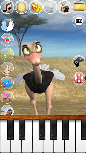 Talking Joe Ostrich 210105 screenshots 7