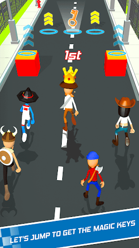 Hyper Jump 3D - Epic Run New Running Games 2021 screenshots 15