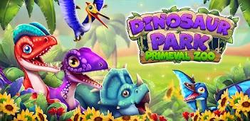 Dinosaur Park - Primeval Zoo kostenlos am PC spielen, so geht es!