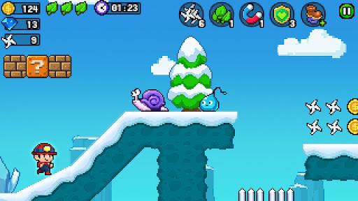 Pixel World - Super Run  screenshots 13