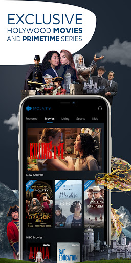 MOLA - Broadcaster Resmi Liga Inggris 2019-2022 android2mod screenshots 5
