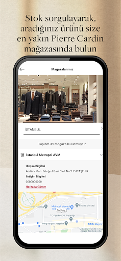 Pierre Cardin android2mod screenshots 5